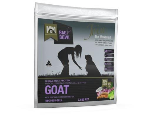 Meals For Mutts Single Protein Grain Free Goat 2.5kg