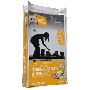 Meals For Mutts Turkey Salmon & Sardine Puppy Food 20kg