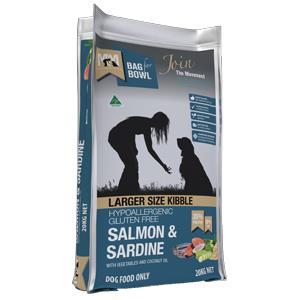 Meals for Mutts Salmon & Sardine Large Kibble Dog Food