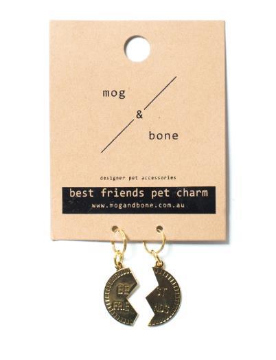 Mog & Bone Best Friends Charm Set