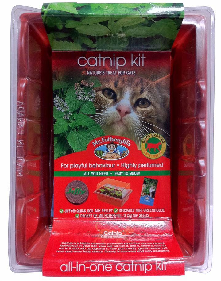 Mr Fothergill's Catnip Kit