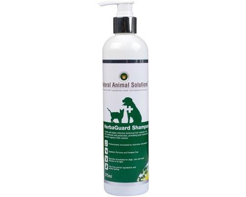 Natural Animal Solutions Herbaguard Shampoo 375ml