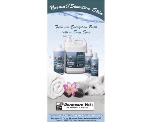Natural Shampoo Dermcare 1l