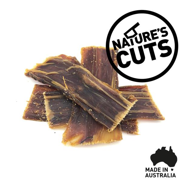 Natures Cuts Beef Chews 100g