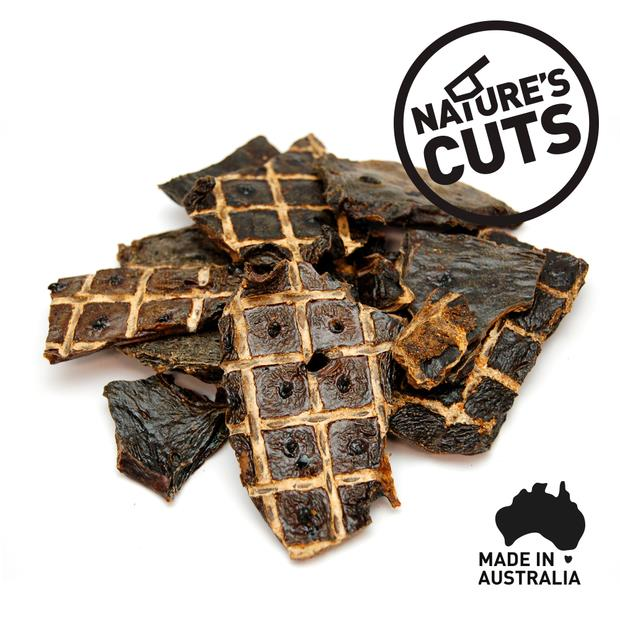 Natures Cuts Chunky Liver 4 X 100g