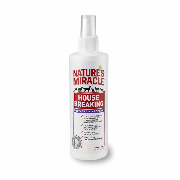 Nature's Miracle 236ml House Breaking Potty Training Spray