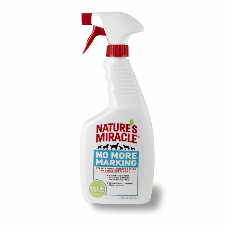 Nature's Miracle No More Marking 709ml Pet Stain & Odour Remover