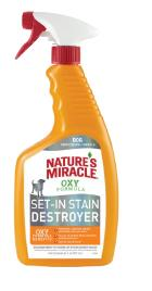 Nature's Miracle Set in Stain Pet Odour Destroyer 709ml