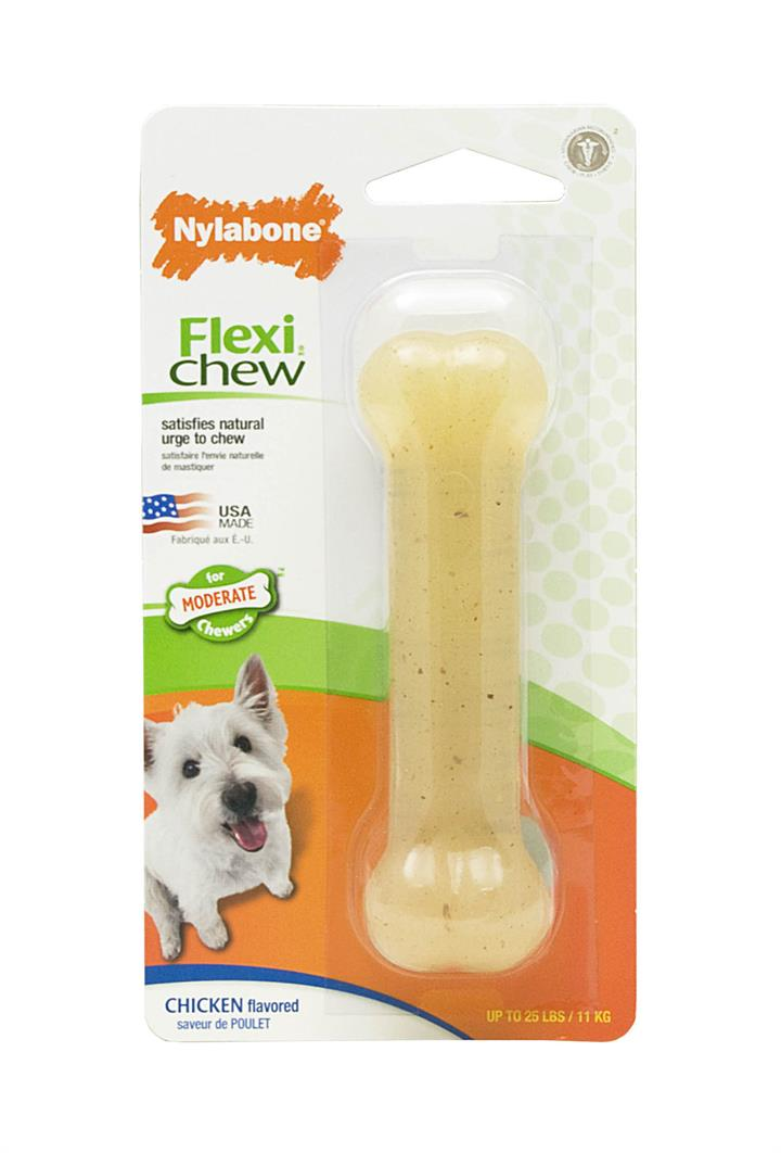 Nylabone Chicken Flexichew Regular