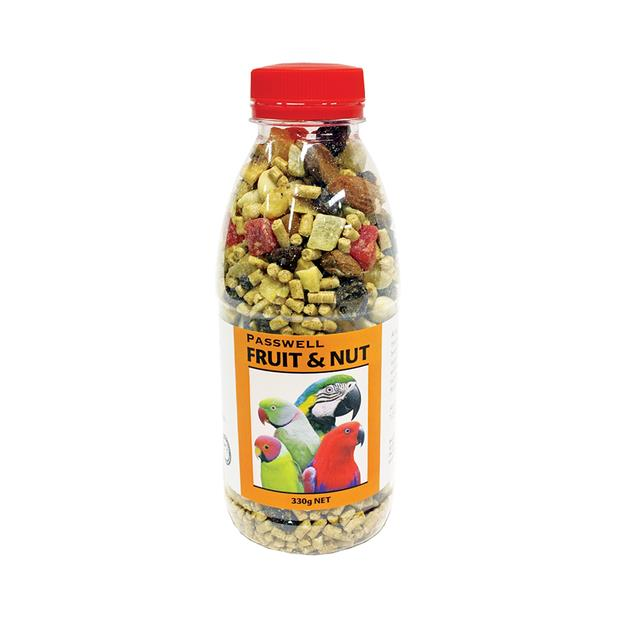 Passwell Bird Fruit And Nut 330g