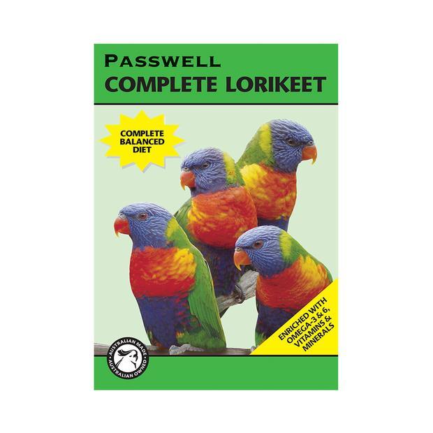 Passwell Complete Lorikeet 500g
