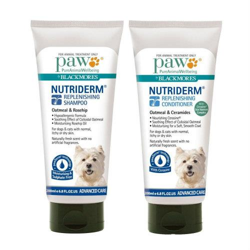 Paw Nutriderm Duo Pack