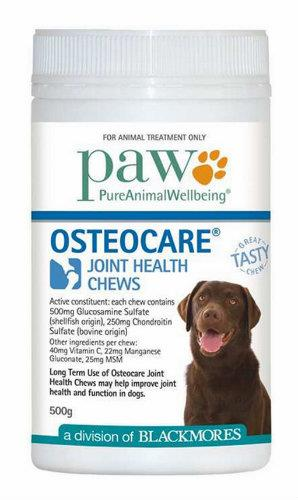 Paw Osteocare Joint Chews 500g