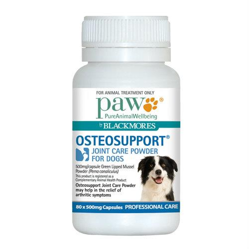 Paw Osteosupport Joint Care for Dogs 80 pack