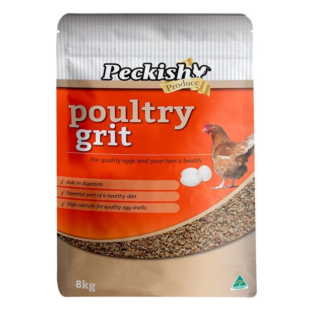 Peckish Poultry Grit 8kg