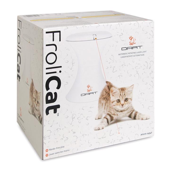 PetSafe FroliCat DART Interactive Laser Light Cat Toy