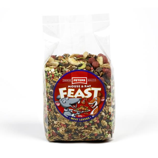 Peters Mouse And Rat Meat 800g