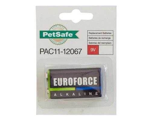Petsafe 9 Volt Alkaline Battery