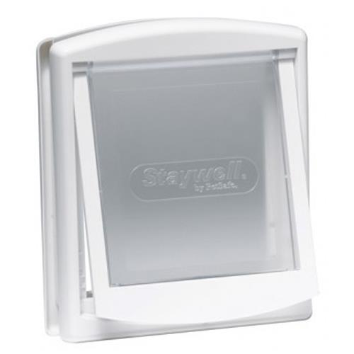 Petsafe Staywell Original Pet Door-White-Small