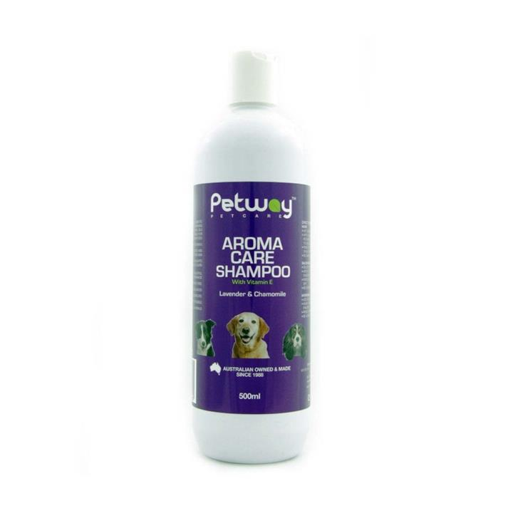 Petway Petcare Aroma Care Dog Shampoo 500ml