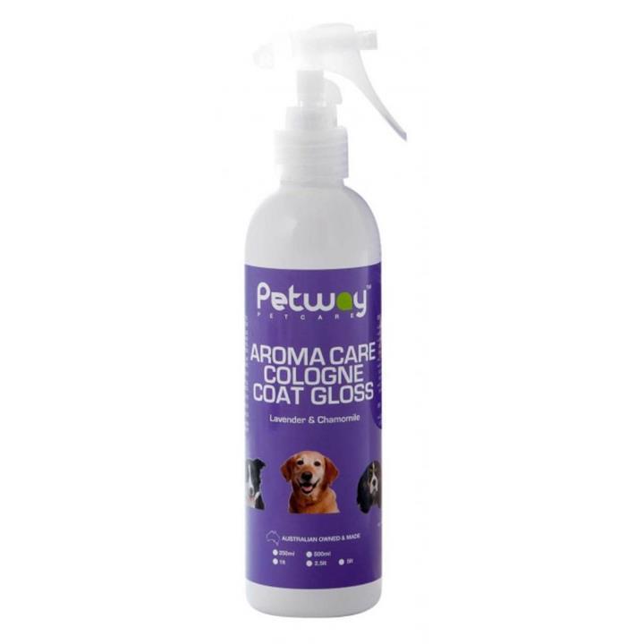 Petway Petcare Aroma Care Gloss Dog Cologne 500ml