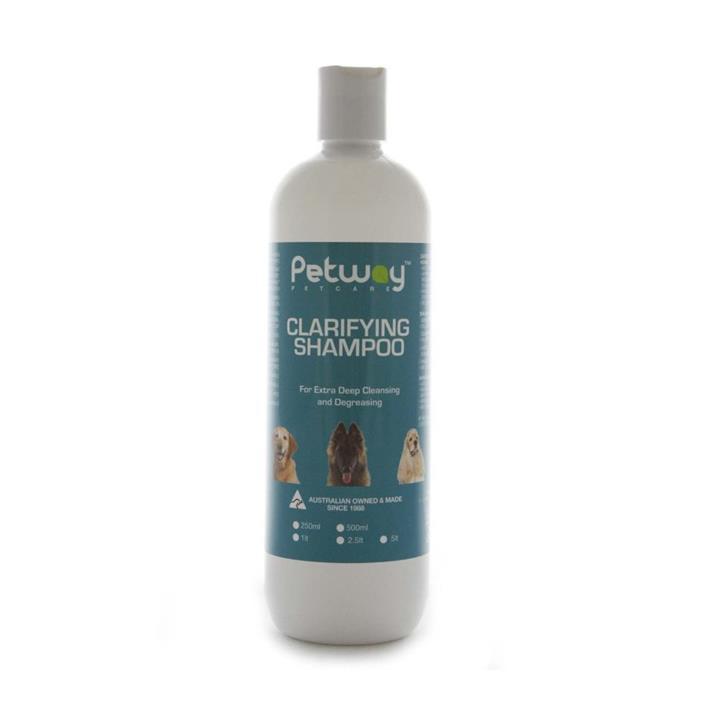 Petway Petcare Clarifying Dog Shampoo 500ml
