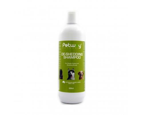 Petway Petcare DeShedding Dog Shampoo 500ml