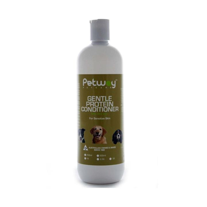 Petway Petcare Gentle Protein Dog Conditioner 500ml