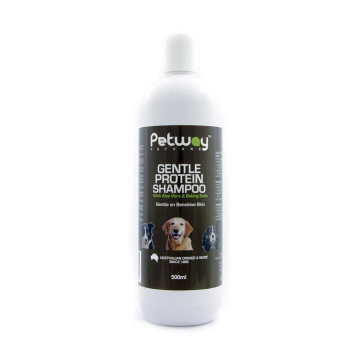 Petway Petcare Gentle Protein Dog Shampoo 500ml