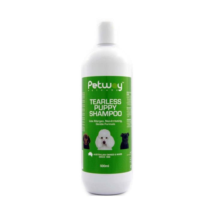 Petway Petcare Puppy Tearless Dog Shampoo