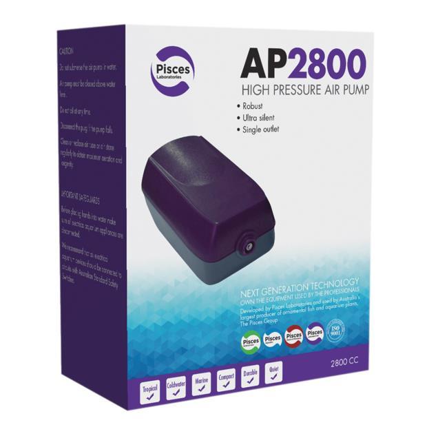 Pisces Laboratories Air Pump AP2800