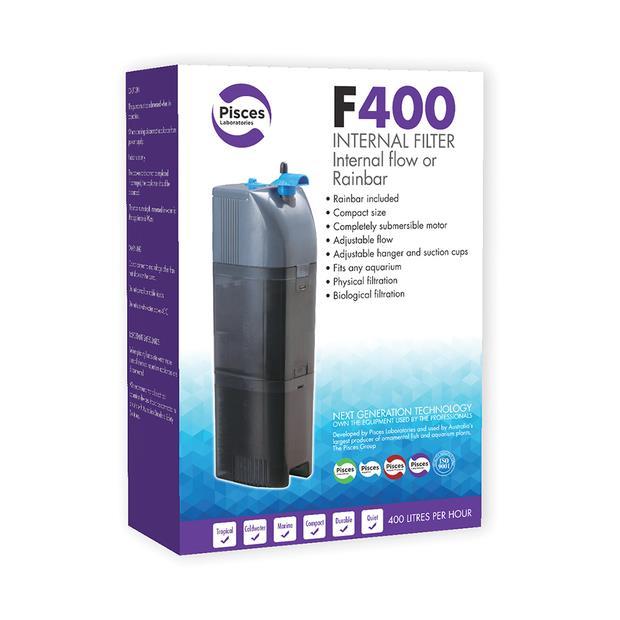 Pisces Laboratories Internal Filter Rainbar F800
