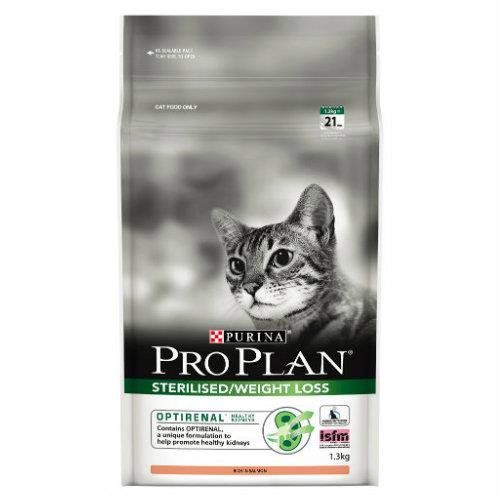 Pro Plan Adult Cat Sterilised / Weight Loss 1.3kg