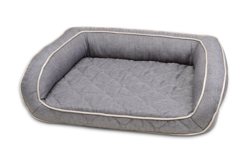 Purina Petlife Orthopedic Sofa Grey Small