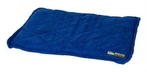 Purina Petlife Self Warming Throw Pad Med/Lge Blue / Charcoal