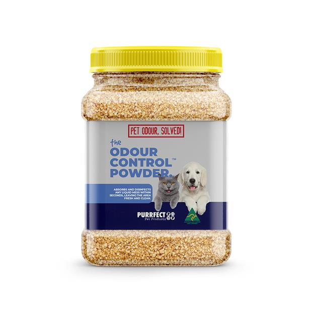 Purrfect Pet Products Odour Control Powder 200g