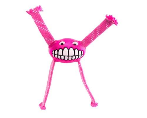 Rogz Flossy Grinz Pink Med