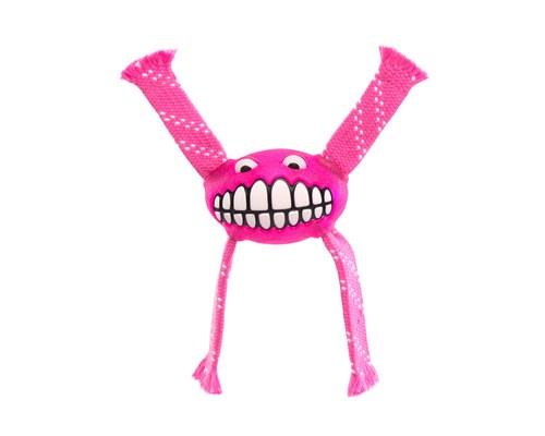 Rogz Flossy Grinz Pink Sml