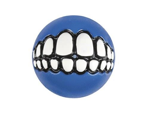 Rogz Grinz Ball Large Blue 7.8cm