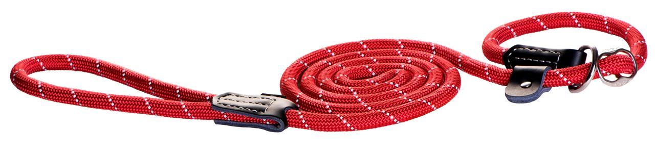 Rogz Moxon Rope Lead 1.8m Red