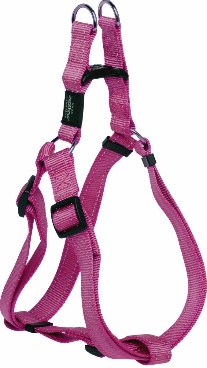 Rogz Utility Lumberjack Extra Large Step-In Dog Harness Pink