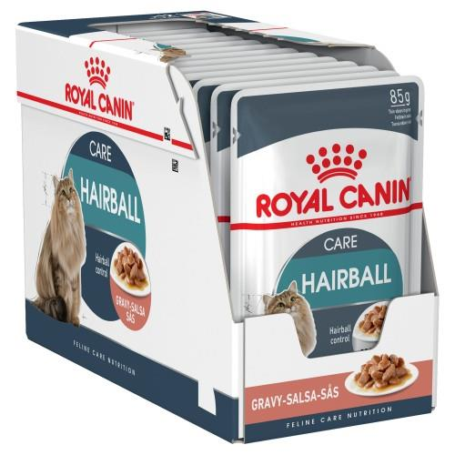 Royal Canin Adult Hairball Care in Gravy 12 x 85g