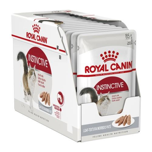 Royal Canin Adult Instinctive Loaf 12 x 85g