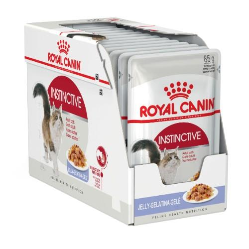 Royal Canin Adult Instinctive in Jelly 12 x 85g