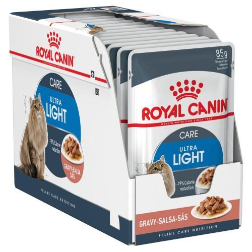 Royal Canin Adult Light Weight Care in Gravy 12 x 85g