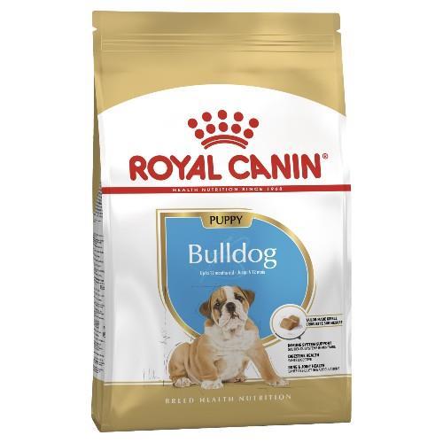 Royal Canin Bulldog Junior (Puppy) 12kg