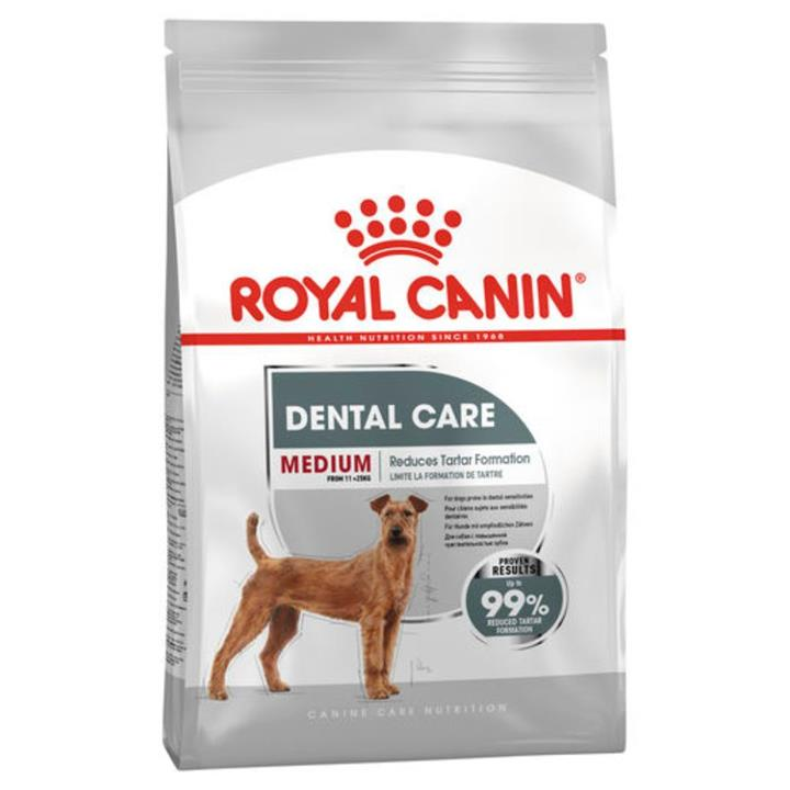 Royal Canin Canine Medium Adult Dental Care Dog Food