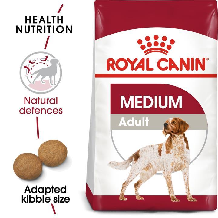 Royal Canin Canine Medium Adult Dog Food