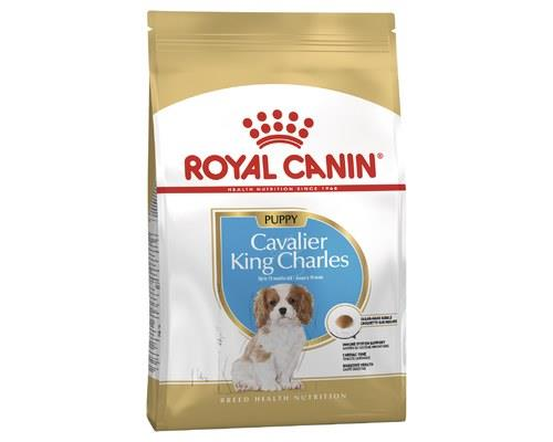 Royal Canin Cavalier King Charles Breed Junior Puppy Dry Dog Food 1.5kg