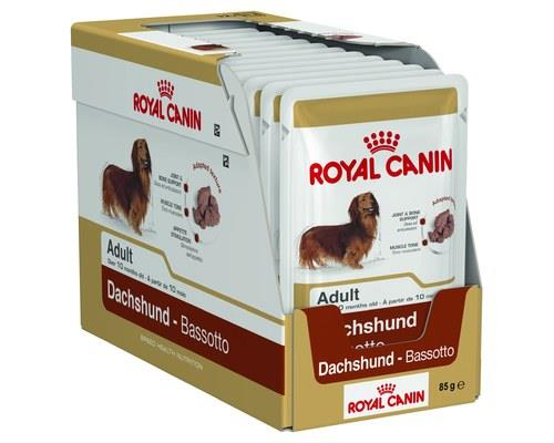 Royal Canin Dachshund Wet Food 12 X 85g